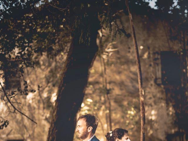 Le mariage de Denis et Fanny à Lasalle, Gard 35