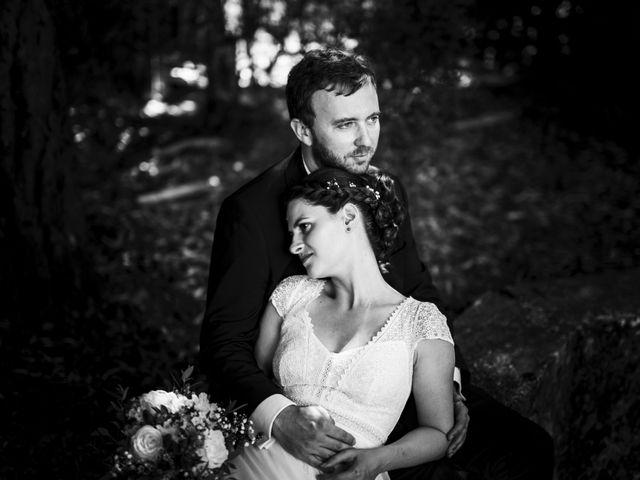 Le mariage de Denis et Fanny à Lasalle, Gard 27