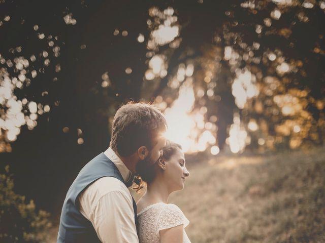 Le mariage de Denis et Fanny à Lasalle, Gard 4