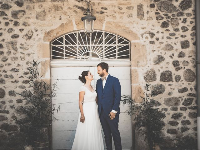 Le mariage de Denis et Fanny à Lasalle, Gard 23