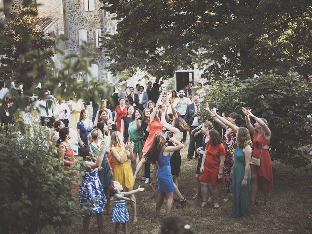 Le mariage de Denis et Fanny à Lasalle, Gard 36