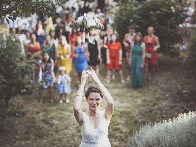 Le mariage de Denis et Fanny à Lasalle, Gard 44