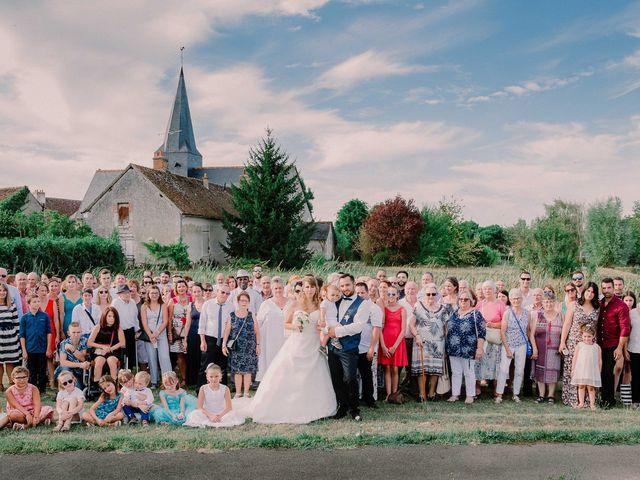 Le mariage de Alexandre et Jessica à Tour-en-Sologne, Loir-et-Cher 9