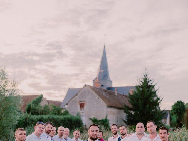 Le mariage de Alexandre et Jessica à Tour-en-Sologne, Loir-et-Cher 12