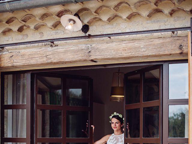 Le mariage de Benjamin et Valentine à Grignan, Drôme 18