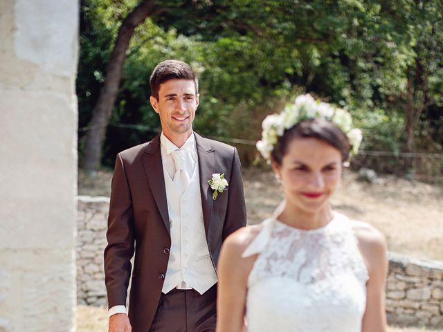 Le mariage de Benjamin et Valentine à Grignan, Drôme 20