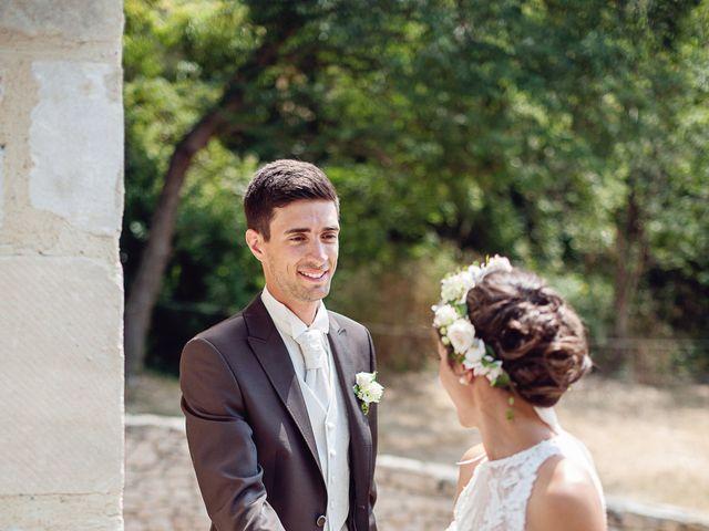 Le mariage de Benjamin et Valentine à Grignan, Drôme 21