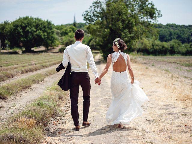 Le mariage de Benjamin et Valentine à Grignan, Drôme 24
