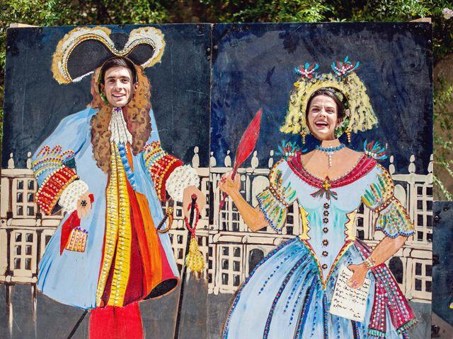 Le mariage de Benjamin et Valentine à Grignan, Drôme 30