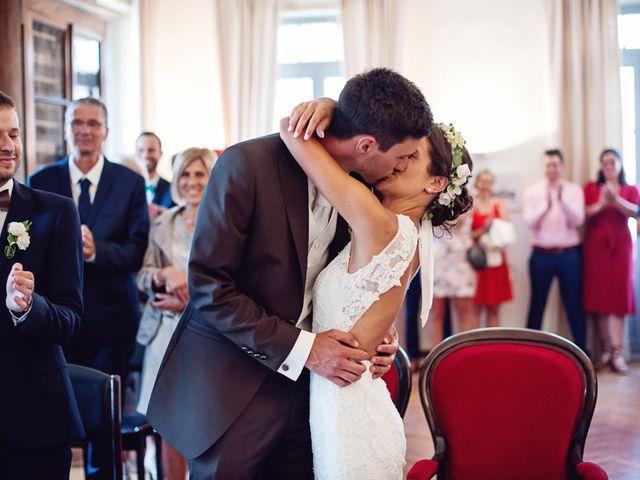 Le mariage de Benjamin et Valentine à Grignan, Drôme 31