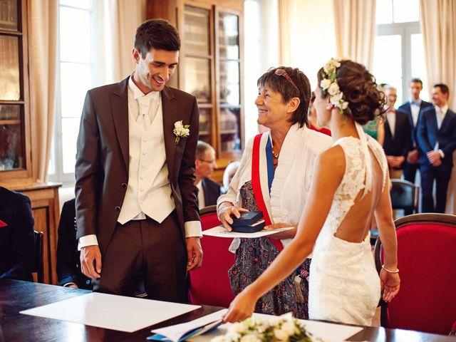 Le mariage de Benjamin et Valentine à Grignan, Drôme 32