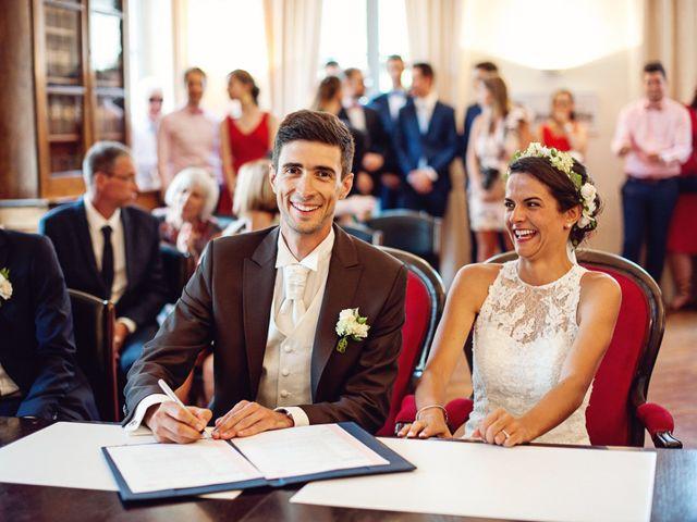 Le mariage de Benjamin et Valentine à Grignan, Drôme 33