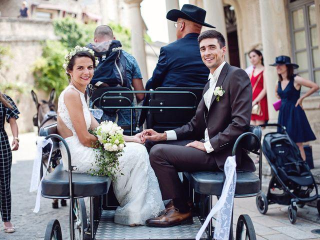 Le mariage de Benjamin et Valentine à Grignan, Drôme 36
