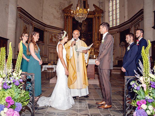 Le mariage de Benjamin et Valentine à Grignan, Drôme 39