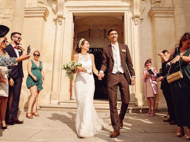 Le mariage de Benjamin et Valentine à Grignan, Drôme 41