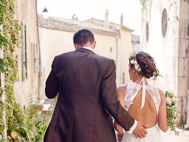 Le mariage de Benjamin et Valentine à Grignan, Drôme 43