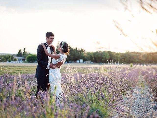 Le mariage de Benjamin et Valentine à Grignan, Drôme 50
