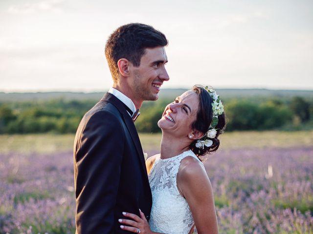 Le mariage de Benjamin et Valentine à Grignan, Drôme 52