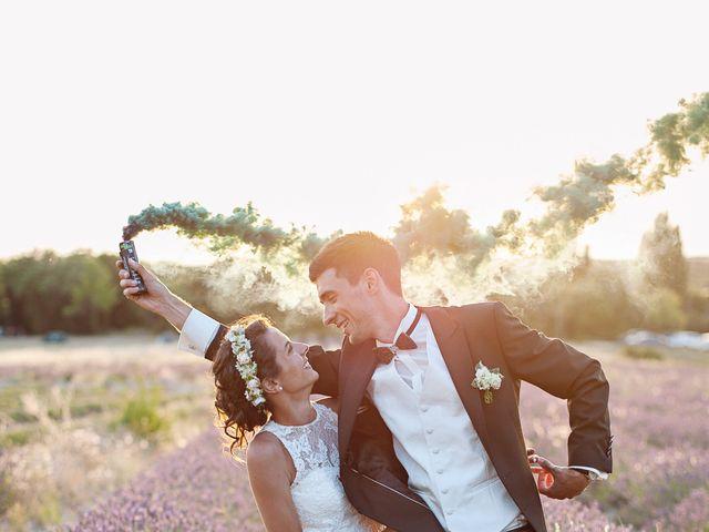 Le mariage de Benjamin et Valentine à Grignan, Drôme 53