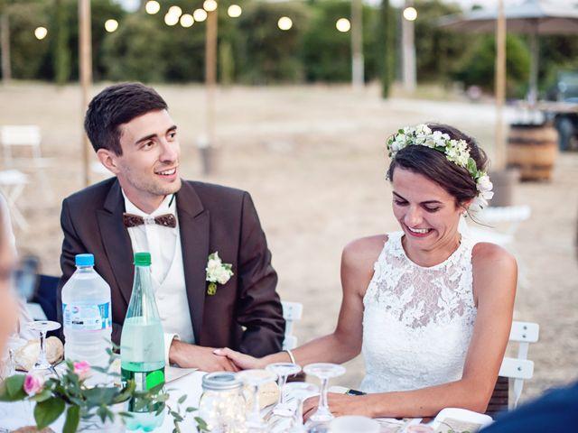 Le mariage de Benjamin et Valentine à Grignan, Drôme 58