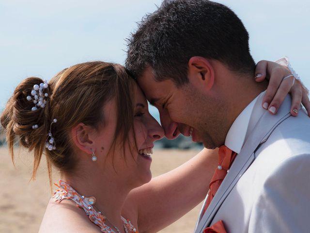 Le mariage de Michael et Aline à Angoulins sur Mer, Charente Maritime 11