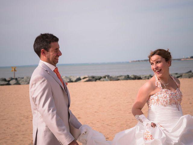 Le mariage de Michael et Aline à Angoulins sur Mer, Charente Maritime 12