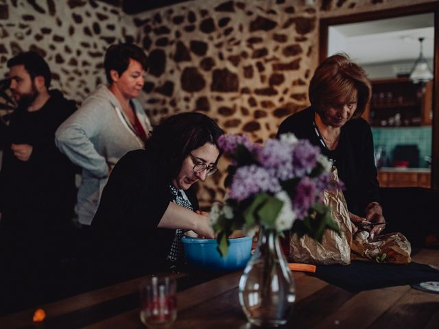 Le mariage de David et Cristina à Courson-Monteloup, Essonne 1
