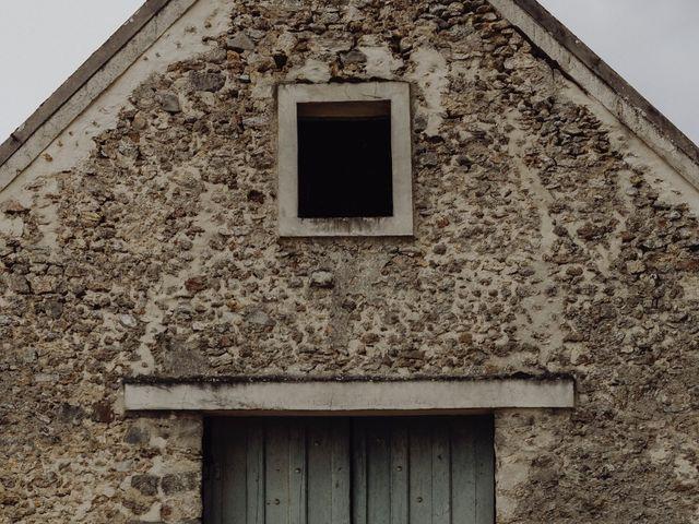 Le mariage de David et Cristina à Courson-Monteloup, Essonne 28