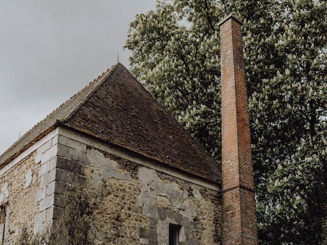 Le mariage de David et Cristina à Courson-Monteloup, Essonne 29