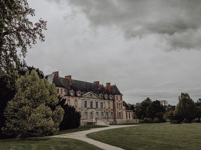 Le mariage de David et Cristina à Courson-Monteloup, Essonne 30