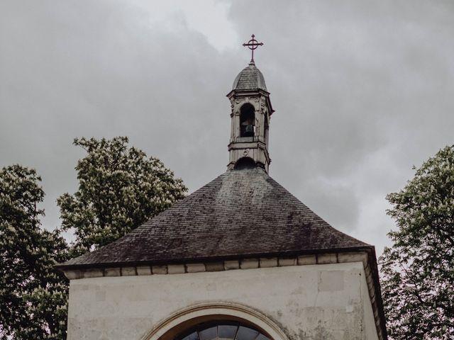Le mariage de David et Cristina à Courson-Monteloup, Essonne 35