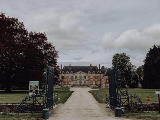 Le mariage de David et Cristina à Courson-Monteloup, Essonne 37