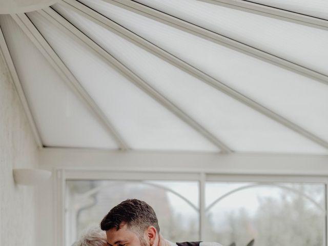 Le mariage de David et Cristina à Courson-Monteloup, Essonne 64