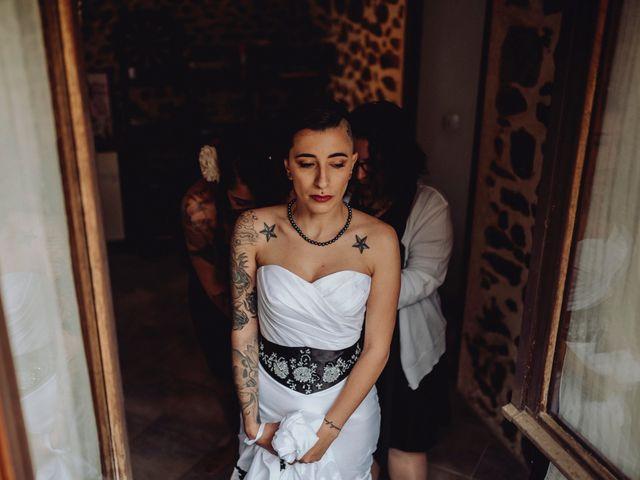 Le mariage de David et Cristina à Courson-Monteloup, Essonne 78