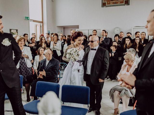 Le mariage de David et Cristina à Courson-Monteloup, Essonne 84