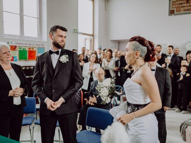 Le mariage de David et Cristina à Courson-Monteloup, Essonne 85