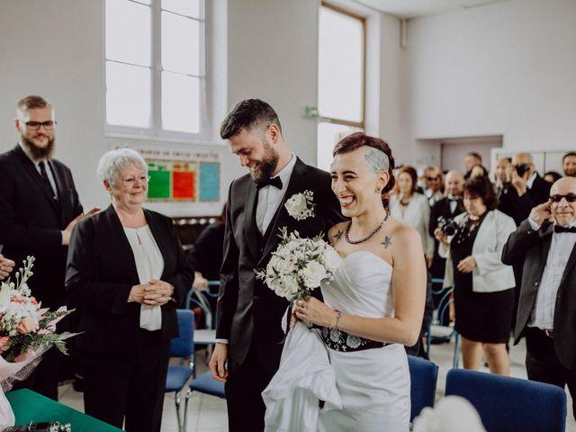 Le mariage de David et Cristina à Courson-Monteloup, Essonne 86