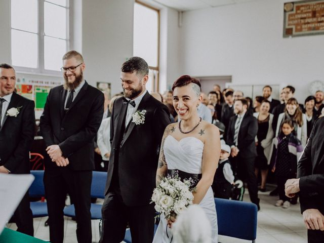 Le mariage de David et Cristina à Courson-Monteloup, Essonne 87