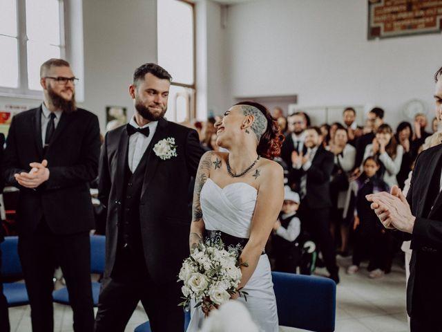 Le mariage de David et Cristina à Courson-Monteloup, Essonne 89