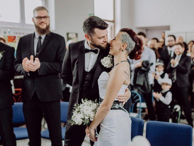 Le mariage de David et Cristina à Courson-Monteloup, Essonne 90