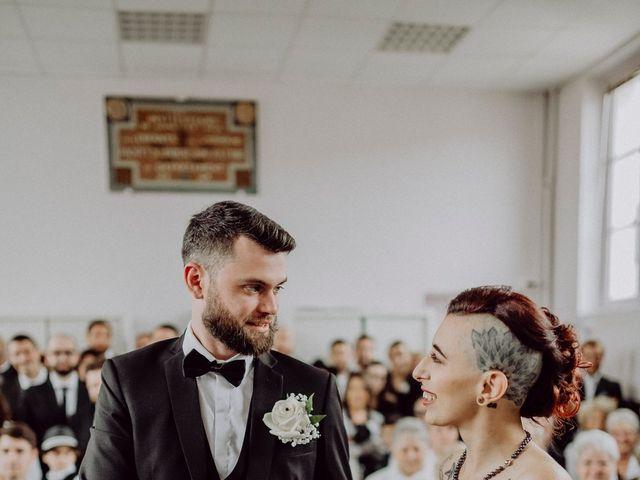 Le mariage de David et Cristina à Courson-Monteloup, Essonne 92