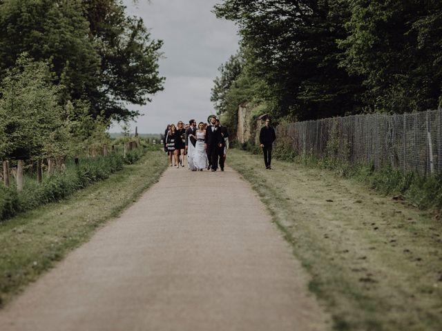 Le mariage de David et Cristina à Courson-Monteloup, Essonne 99