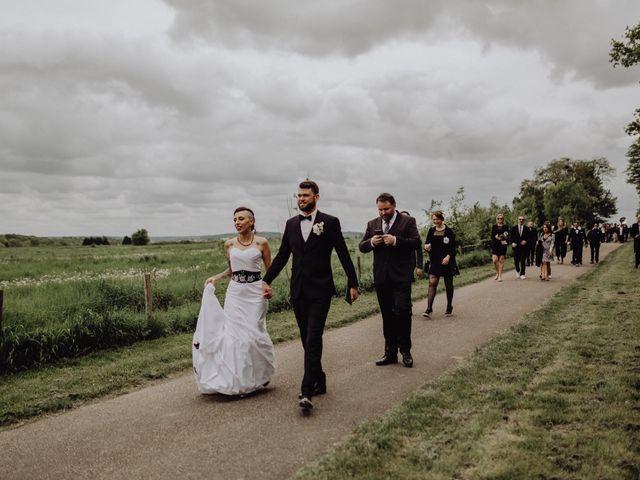 Le mariage de David et Cristina à Courson-Monteloup, Essonne 100