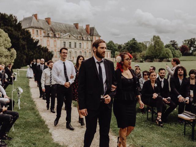 Le mariage de David et Cristina à Courson-Monteloup, Essonne 104