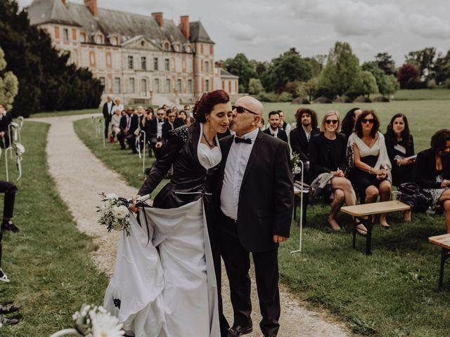 Le mariage de David et Cristina à Courson-Monteloup, Essonne 106