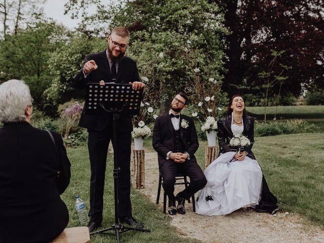 Le mariage de David et Cristina à Courson-Monteloup, Essonne 107
