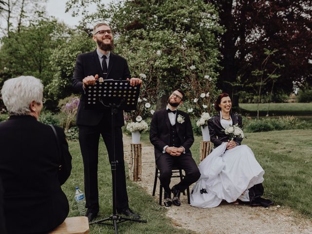 Le mariage de David et Cristina à Courson-Monteloup, Essonne 108