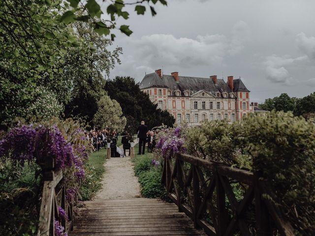 Le mariage de David et Cristina à Courson-Monteloup, Essonne 109
