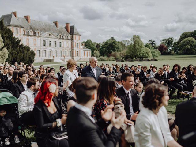 Le mariage de David et Cristina à Courson-Monteloup, Essonne 116