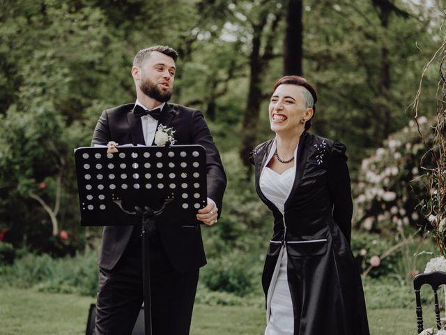 Le mariage de David et Cristina à Courson-Monteloup, Essonne 117